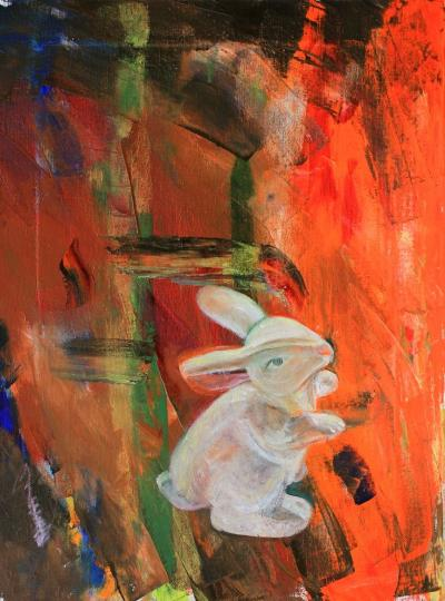 Rabbit Abstract