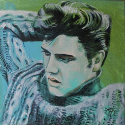 A portrait for your loved one painted by Toronto Ontario painter Cynthia van Leeuwen
