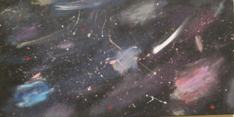 Christina's Cosmic Galaxy