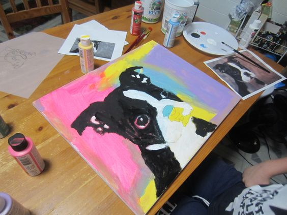 I can Paint my Pet